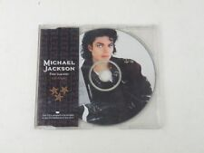 MICHAEL JACKSON - BAD - TOUR SOUVENIR PICTURE MAXI CD SINGLE 1992 EPIC - EX-/NM