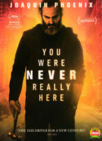 You Were Never Really Here New DVD