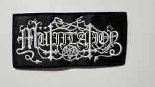 MUTIILATION EMBROIDERED PATCH