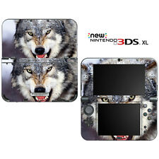 Wolf for New Nintendo 3DS XL Skin Decal Cover