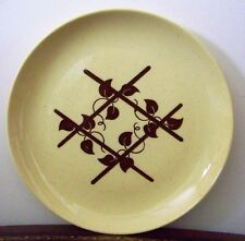 Santa Anita Ware California Trellis Dinner Plate Vintage HTF