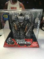 TRANSFORMERS MEGATRON LIMITED EDITION METALLIC FINISH! BEST BUY EXCLUSIVE *NEW*