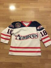 Chicago Wolves Jersey NIHL USA Hockey Youth LG L 14-16 large Milwaukee Admirals