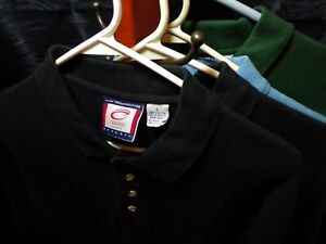 4 CADRE ATHLETIC APPAREL SHIRTS  LARGE