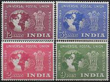 1949 India UPU 4v. MNH SG no 325/28 £ 26,00