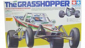 Tamiya TAM58346 1/10 Grasshopper Buggy Kit