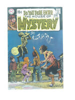 House of Mystery #186 DC Comics VG Free Shipping