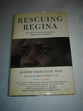 Rescuing Regina Battle Deportation and Death by Josephe Marie Flynn SIGNED 2011