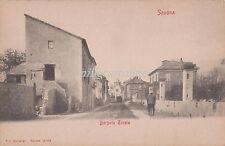 SAVONA - Borgata Zinola