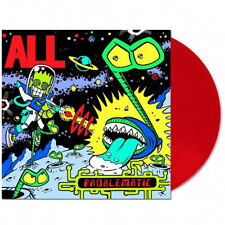 All Problematic Red Vinyl LP Descendents Dead Kennedys NoFX Bad Religion SEALED