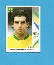PANINI-GERMANY 2006-Figurina n.389- PERNAMBUCANO - BRASILE -NEW BLACK