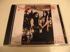 MAYHEM DARKTHRONE True Legends In Black - CD - Marduk Satyricon Watain Immortal