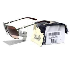 Oakley OO 4062-11 GRETCHEN BLEILER DAISY CHAIN Olive VR50 Brown Grad Sunglasses