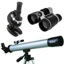 3 in 1 25pcs Vivitar Telescope Microscope & Binocular Kit.