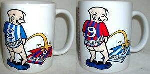 Funny Wee On Brighton Crystal Palace  Coffee Tea Mug Football Shirt Fan Rivalry