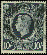 Great Britain Scott #251 Used