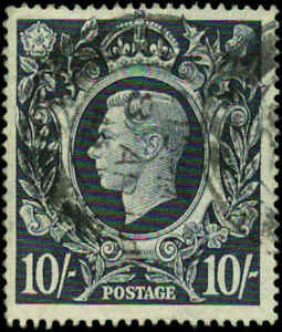 Great Britain Scott #251 Used