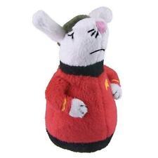 Stark Trek Wobble Mouse Pet Cat Toy Red