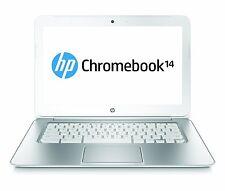 "HP 14-ak013dx 14"" Chromebook Intel Celeron N2840 2.16GHz 2GB 16GB Chrome OS"