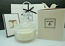 Soy Candle Making Kit - Carousel Jar/Gift box/tealights  Gorgeous gift.
