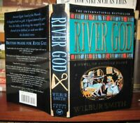 Smith, Wilbur A.  RIVER GOD  1st Edition 1st Printing