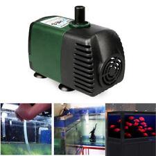 AC 220V 600L/H 5W Aquarium Fish Tank Pond Submersible Water Pump with EU Plug