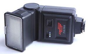 Centon Flash Gun, with Diffuser, Manual Zoom & Tilting Head, for Minolta Cameras