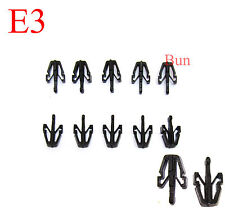 10 GRILL GRILLE CLIPS ISUZU TF TFR HOLDEN RODEO VAUXHALL BRAVA PICK UP 1989-1996
