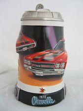 2005 Budweiser 1970 Chevelle SS 454 Stein -  Muscle Car Series - CS655