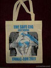 THE SAFE CIG JUST VAPOR SDCC 2011 AMC San Diego Comic Con Swag Bag NEW