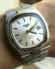 LONGINES Amiral Automatic homme des années 70/80   🚚 FAST & FREE
