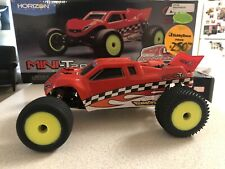 Team Losi Mini-T 2.0 40th Anniversery Stadium Truck LOSO1017 EXCELLENT CONDI