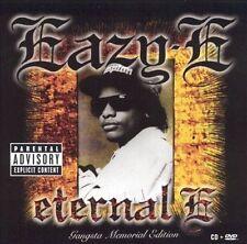 Eternal E [Gangsta Memorial Edition] [PA] [Remaster] by Eazy-E (CD, Sep-2005, 2 Discs, Priority)