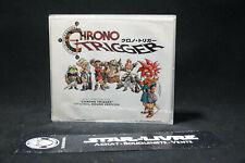 Chrono Trigger - OST Soundtrack - 3 CD Akira Toriyama - Nintendo SNES