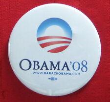 Campaign Button Barack Obama 2008 (# 270)