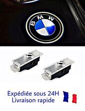 BMW led logo projecteur sol laser portes Série1 2 3 4 5 6 7 8 M ampoule led X2