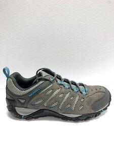 Merrell Women's Crosslander 2, Hiking Shoes-Grey, Size 10.5M.