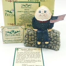 "4"" Belsnickle Humpty Dumpty by Linda Lindquist Baldwin New Retired #863319"