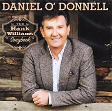 DANIEL O'DONNELL - THE HANK WILLIAMS SONGBOOK  (NEW SEALED CD)