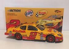 RUSTY WALLACE 2005 #2 MILLER LITE KODAK DIECAST RACE CAR 1/24