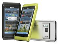 Nokia n8-00 16gb (without Simlock) Smartphone GPS 3g 12mp WIFI Made Finland
