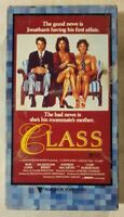 Class VHS 1983 Comedy/Drama Lewis John Carlino Rob Lowe Roadshow Home Video