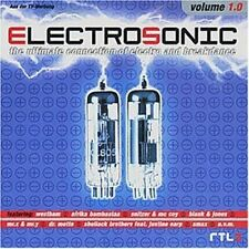 Electrosonic 1.0-Connection of Electro and Breakdance (1998) Music Inst.. [2 CD]