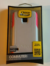 OtterBox Commuter Series Case for Samsung Galaxy S5- White / Pink New Retail Pkg