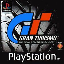 Gran Turismo PS1 Black Label *with manual*