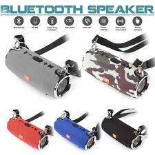 40W Wireless Bluetooth Speaker Waterproof Outdoor Super Bass Stereo USB 5*Colors
