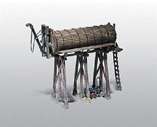 Spur H0 - Metallbausatz Wasserturm -- 241  NEU