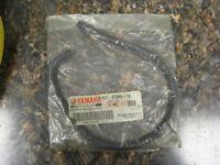 Yamaha OEM Part 7CT-E3545-10-00 HOSE 1 GENERATOR GOVERNOR YG6600 YG5200 EF6000