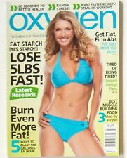 Oxygen Magazine July 2008 Kristia Knowles