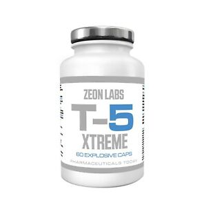 ZEON LABS T5 XTREME HIGH POTENCY MULTI STAGE FAT METABOLISER-  Zion labs